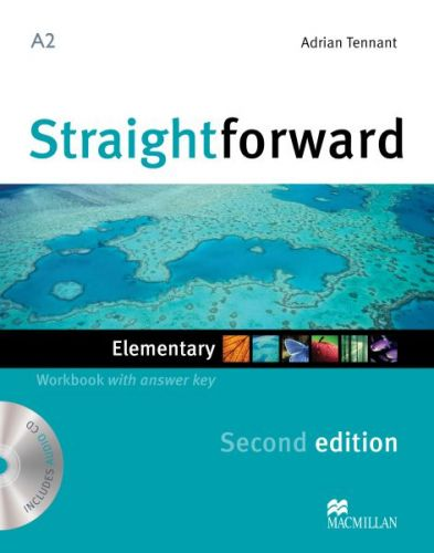 Straightforward 2nd Edition Elementary - Workbook with Key Pack cena od 239 Kč