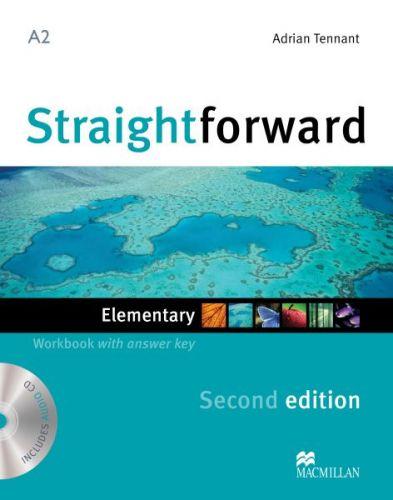 Straightforward 2nd Edition Elementary - Workbook with Key Pack cena od 252 Kč