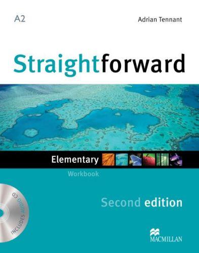 Straightforward 2nd Edition Elementary - Workbook without Key Pack cena od 239 Kč