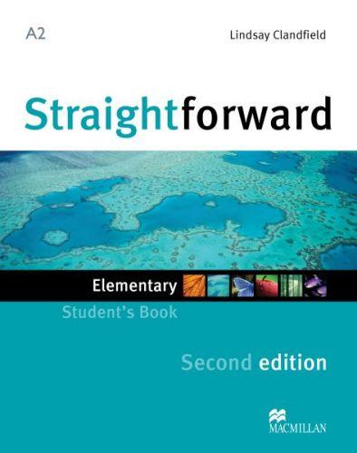 Straightforward 2nd Edition Elementary - Student's Book cena od 392 Kč