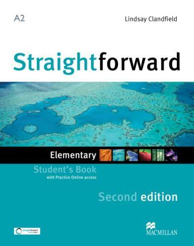 Straightforward 2nd Edition Elementary - Student's Book + Webcode cena od 399 Kč