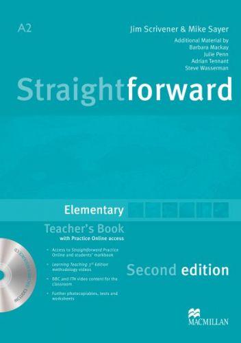 Straightforward 2nd Edition Elementary - Teacher's Book Pack cena od 636 Kč