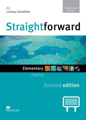 Straightforward 2nd Edition Elementary - IWB DVD-ROM single user cena od 968 Kč