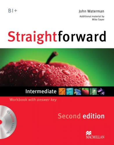 Straightforward 2nd Edition Intermediate - Workbook with Key Pack cena od 239 Kč
