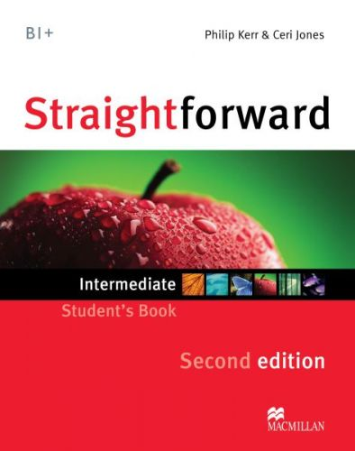 Straightforward 2nd Edition Intermediate - Student's Book cena od 392 Kč