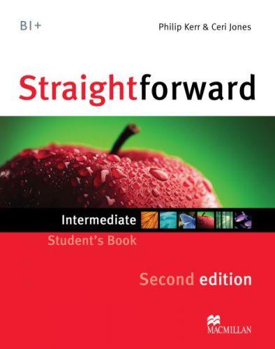 Straightforward 2nd Edition Intermediate - Student's Book cena od 372 Kč