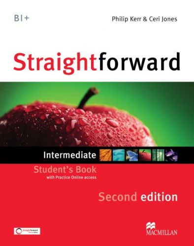 Straightforward 2nd Edition Intermediate - Student's Book + Webcode cena od 456 Kč