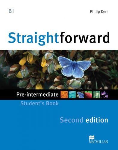 Straightforward 2nd Edition Pre-Intermediate - Student's Book cena od 372 Kč