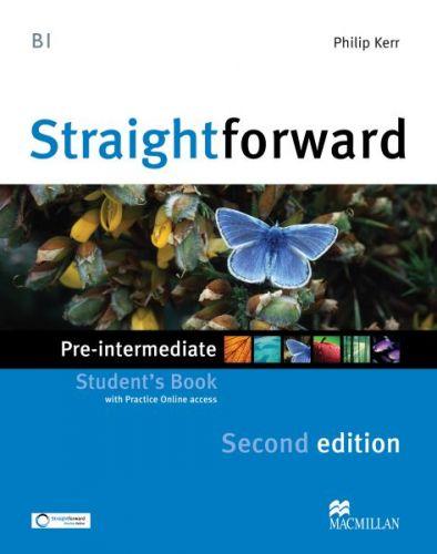 Straightforward 2nd Edition Pre-Intermediate - Student's Book + Webcode cena od 399 Kč
