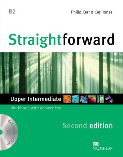 Straightforward 2nd Edition Upper-Intermediate - Workbook with Key Pack cena od 252 Kč