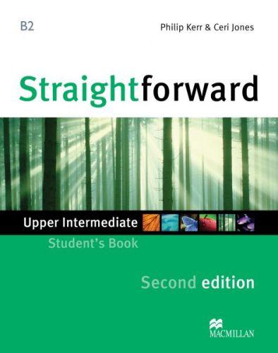 Straightforward 2nd Edition Upper-Intermediate - Student's Book cena od 392 Kč