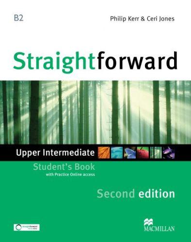 Straightforward 2nd Edition Upper-Intermediate - Student's Book + Webcode cena od 399 Kč