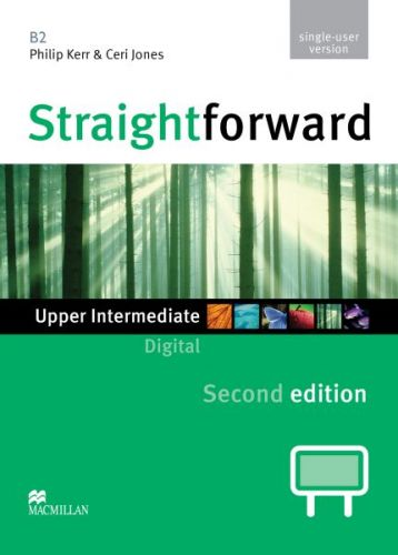 Straightforward 2nd Edition Upper-Intermediate - IWB DVD-ROM single user cena od 920 Kč