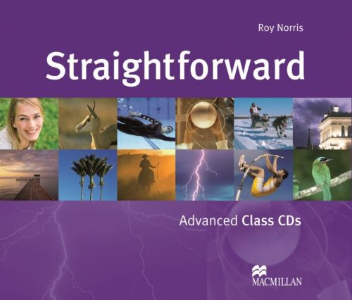 Straightforward Advanced - Class Audio CDs cena od 600 Kč