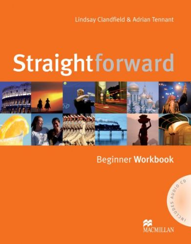 Straightforward Beginner - Workbook (without Key)Pack cena od 239 Kč