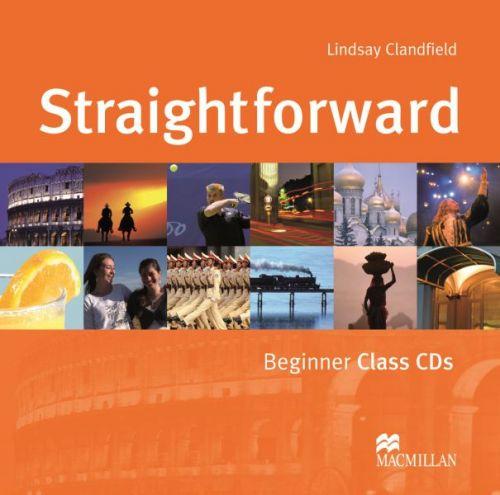 Straightforward Beginner - Class Audio CDs cena od 450 Kč