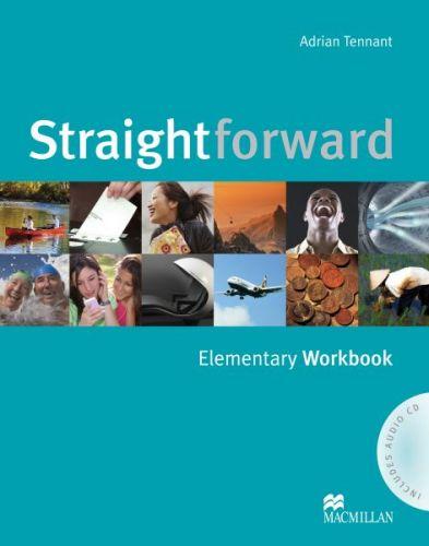 Straightforward Elementary - Workbook (without Key) Pack cena od 184 Kč