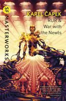 Čapek Karel: R.U.R. (Rossum's Universal Robots) cena od 242 Kč