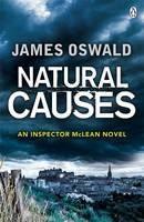 Oswald James: Natural Causes cena od 242 Kč