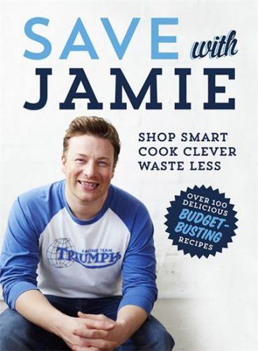 Oliver Jamie: Save with Jamie (anglicky) cena od 578 Kč