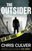 Culver Chris: Outsider cena od 210 Kč