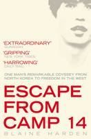 Harden Blaine: Escape From Camp 14 cena od 315 Kč