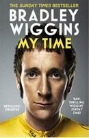 Wiggins Bradley: Bradley Wiggins: My Time cena od 226 Kč