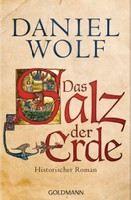 Wolf Daniel: Salz der Erde cena od 242 Kč