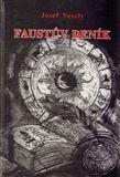 Josef Veselý: Faustův deník cena od 172 Kč