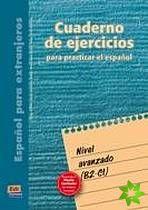 Cuaderno de ejercicios - Avanzado (B2-C1) cena od 380 Kč