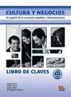 Cultura y negocios 2E - Libro de claves cena od 313 Kč