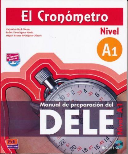 El Cronómetro Nueva Ed. - A1 Libro + CD MP3 cena od 500 Kč