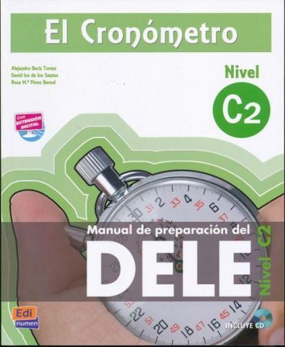 El Cronómetro Nueva Ed. - C2 Libro + CD cena od 713 Kč