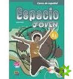Espacio joven A1 - Libro del alumno cena od 399 Kč