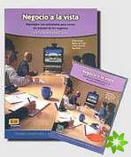 Negocio a la vista - Libro + DVD cena od 976 Kč