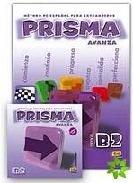 Prisma Avanza B2 - Libro del alumno + CD cena od 512 Kč