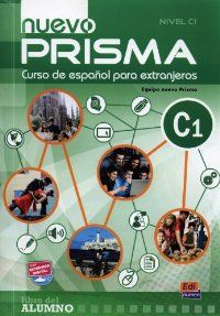 Prisma C1 Nuevo - Libro del alumno cena od 600 Kč