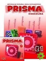 Prisma Consolida C1 - Libro del alumno + CD cena od 600 Kč