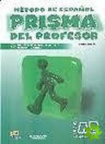 Prisma Continua A2 - Libro del profesor + CD cena od 405 Kč