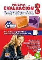 Prisma Evaluación (B1/B2) Audio CDs (2) + 1 CD PDFs cena od 832 Kč