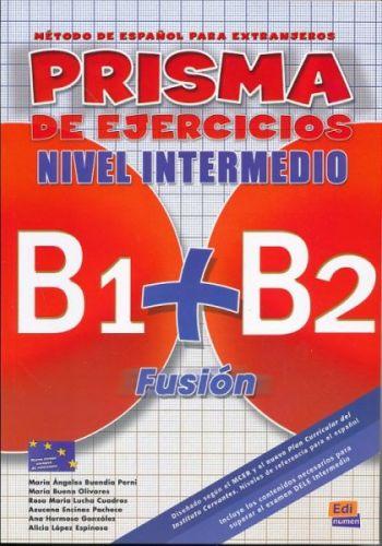 Prisma Fusión Intermedio (B1+B2) - Libro de ejercicios cena od 303 Kč