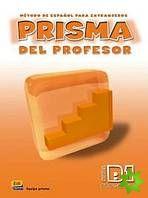 Prisma Progresa B1 - Libro del profesor + CD cena od 540 Kč