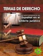 Temas de derecho - Libro del alumno cena od 544 Kč
