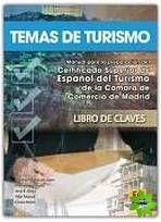 Temas de turismo - Libro de claves cena od 278 Kč