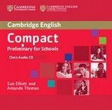 Compact Preliminary for Schools - Class Audio CD cena od 296 Kč