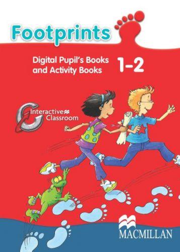Footprints Level 1 & 2 - Digital Book cena od 365 Kč