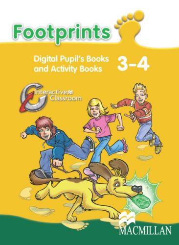 Footprints Level 3 & 4 - Digital Book cena od 0 Kč