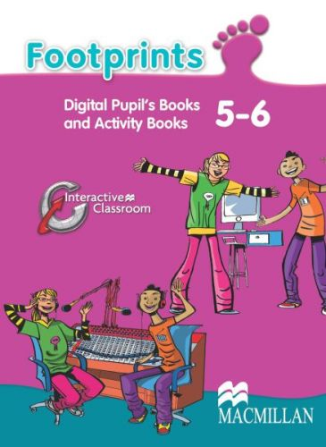Footprints Level 5 & 6 - Digital Book cena od 365 Kč