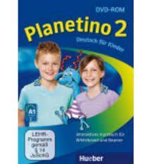 Planetino 2 - Interaktives Kursbuch DVD-ROM cena od 396 Kč