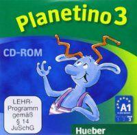 Planetino 3 - CD-ROM cena od 140 Kč